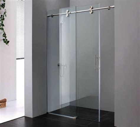 Installing Sliding Shower Doors Sliding Shower Doors In New York Glass Factory Nyc