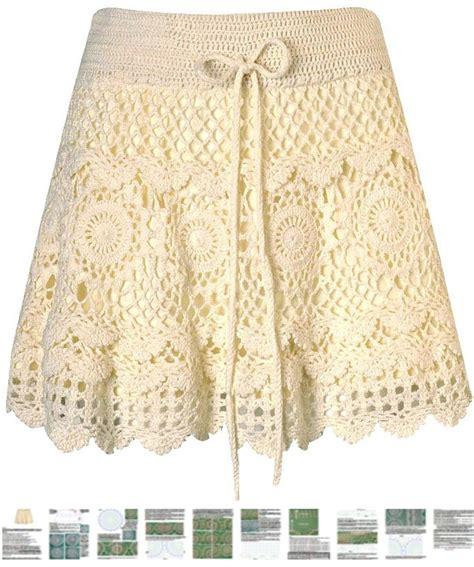 pattern crochet skirt crochet skirt pattern sexy beach crochet skirt pattern