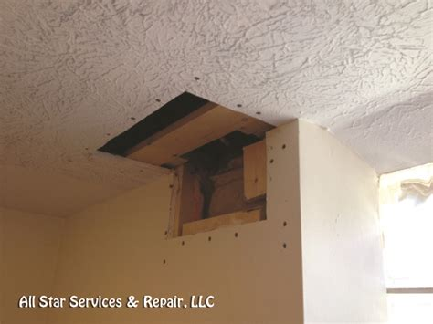Ceiling Fixers by How To Repair A Textured Ceiling Page 2 All