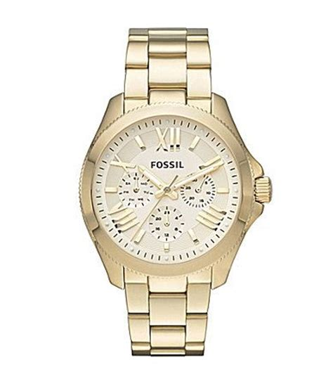 fossil cecile womens multifunction dillards