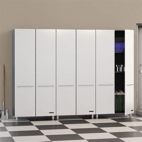 shop ulti mate 106 5 in w x 80 in h starfire pearl garage