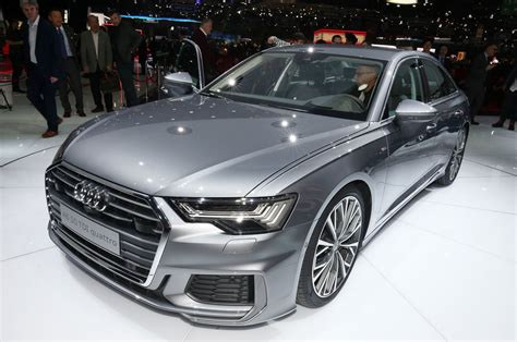 What Car Audi A6 by 2019 Audi A6 First Look Motor Trend