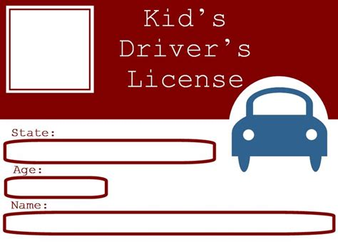driver license template blank driver s license template for who want to