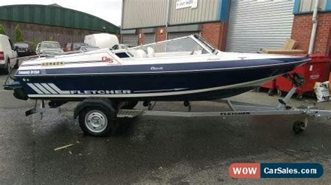 fletcher boats for sale ebay fletcher arrowbeau gts for sale in united kingdom