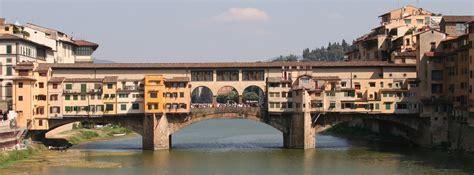 vecchio firenze florence s bridge of gold ponte vecchio italy