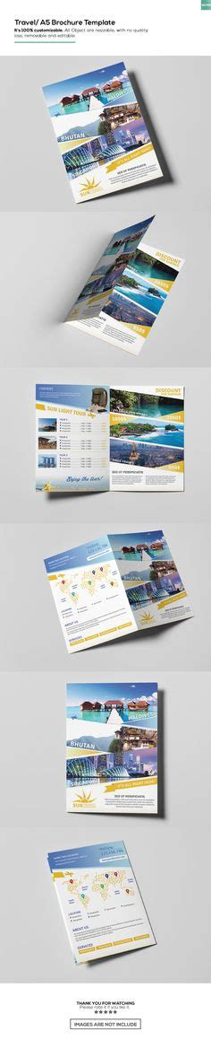 Free Soft And Clean Square Indesign Brochure Template Free Indesign Templates Pinterest A5 Brochure Template Indesign