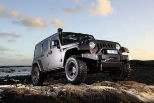 Jeep My Chrysler Australia Upgrades The Jeep Wrangler Mydrive Media