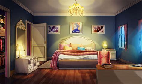 anime bedrooms int bristols bedroom night episode pinterest