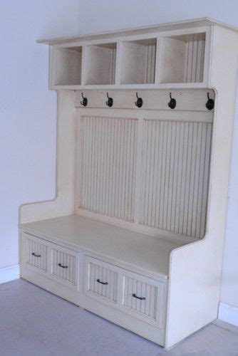 a bench seat from cabinets the world s catalog of ideas
