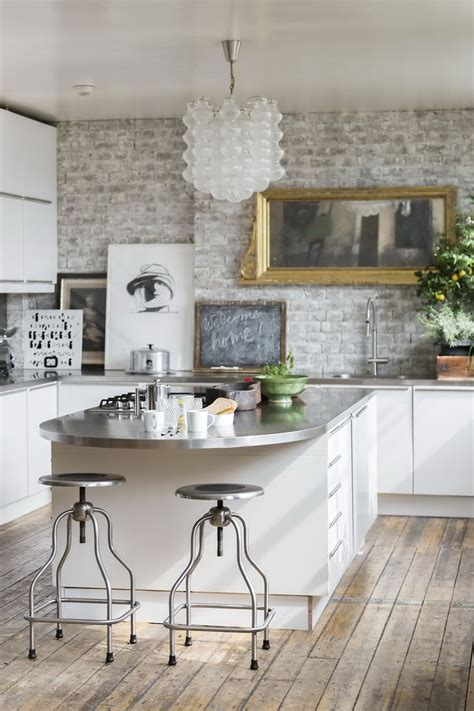 Simple Essay On Kitchen by 17 Best Ideas About Exposed Brick Kitchen On