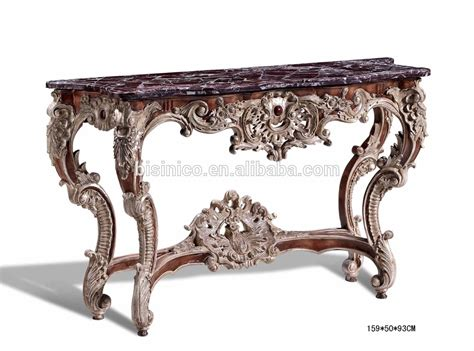 fancy furniture designs with marble tops antique luxury console table console hall foyer table