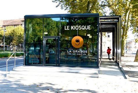 La Grange Besancon by Le Kiosque Par La Grange Besan 231 On Avis Restaurant
