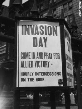 when did s day start americans heard about d day and did this amazing thing