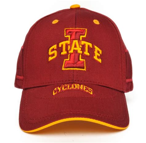 iowa state colors iowa state cyclones school color cap