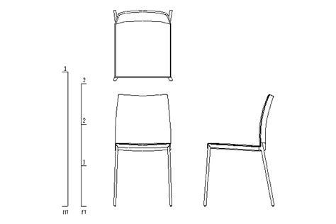bloque autocad silla bloques cad autocad arquitectura 2d 3d dwg