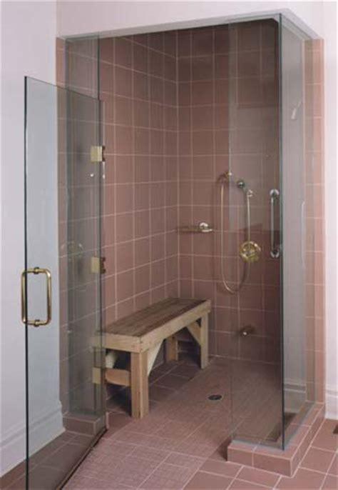 Frameless Style Doors For Wheelchair Access Artistcraft Com Barrier Free Shower Doors