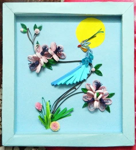Quilling Home Decor quilling wall frame online shopping