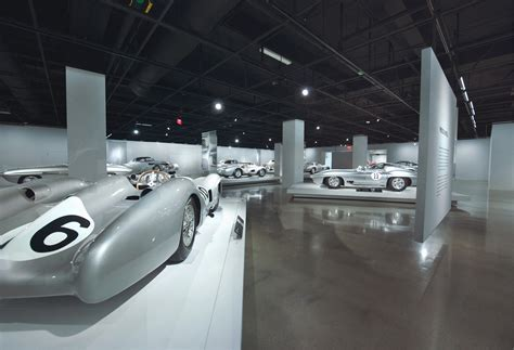 Polished Concrete Positively Reflects High end Cars