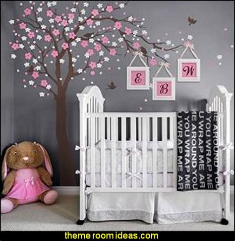 wall stickers cherry blossom tree decorating theme bedrooms maries manor tree murals