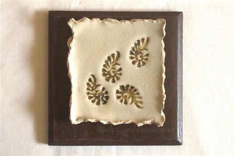 Handmade Ceramic Paintings - make your own ceramic wall rekha goyal