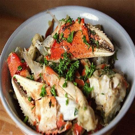 cucinare granchi granchi lessi fresco pesce