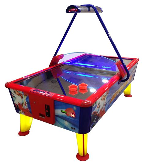 commercial air hockey table wik gold 6 foot commercial air hockey table liberty
