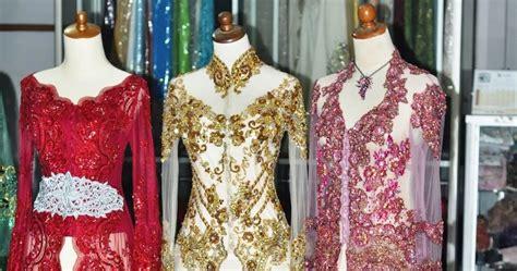 Kebaya Arief Mode Katun Terkini Kumpulan Foto Model Baju Kebaya Terkini Trend Baju Kebaya