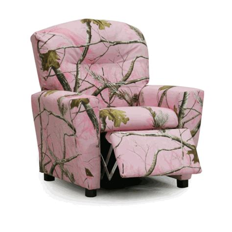 camo recliner for kids realtree camo furniture realtree pink kids recliner camo