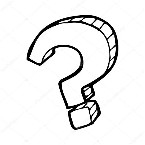 illustrator draw question mark question mark symbol stock vector 169 lineartestpilot