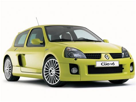 renault clio sport v6 renault clio sport v6 car price specification