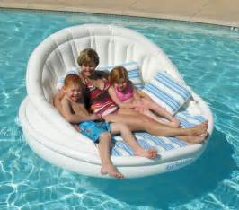 inflatable pool couch inflatable pool lounge chair float raft boating sunbathing