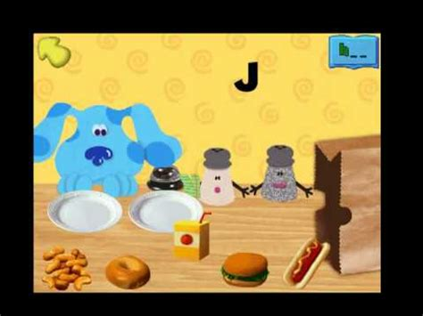 blues clues time activities part 8 vidoemo emotional unity