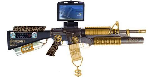 Bling Gold Ar what s the most expensive ar created page 1 ar15