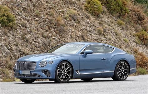 2020 Bentley Gt 2020 bentley continental gt in hybrid spied without