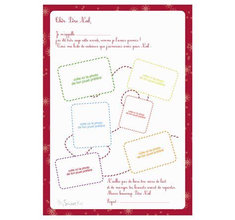 Modèle De Lettre Au Père Noel 224 L Ouest Printables De No 235 L