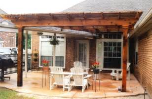 Patio Shade Structures Wood by Backyard Wooden Shade Structures Outdoor Furniture