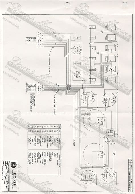 donzi wiring harness wiring diagram wiring diagrams