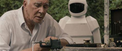 film robot en frank robot frank review blu ray