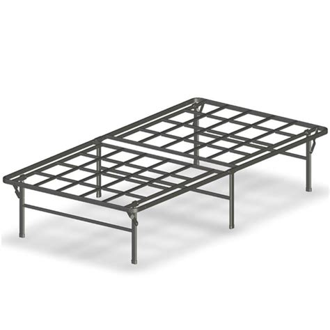 Heavy Duty Metal Bed Frame Xl Heavy Duty Foldable Metal Platform Bed Frame Fastfurnishings