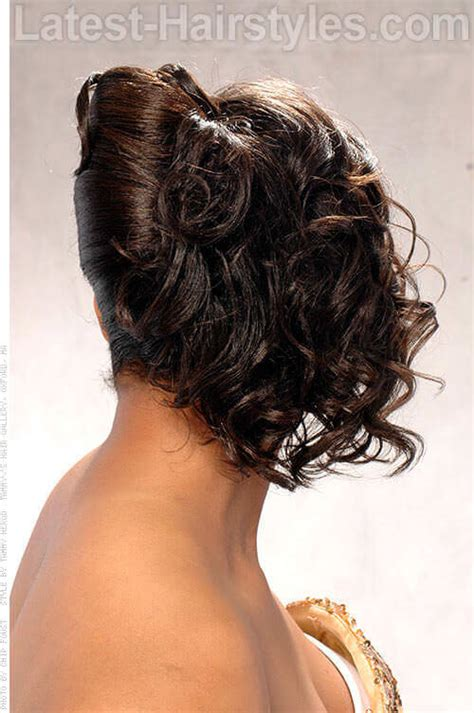 side swept wedding hairstyles with veil wedding hair updo with curls new style for 2016 2017