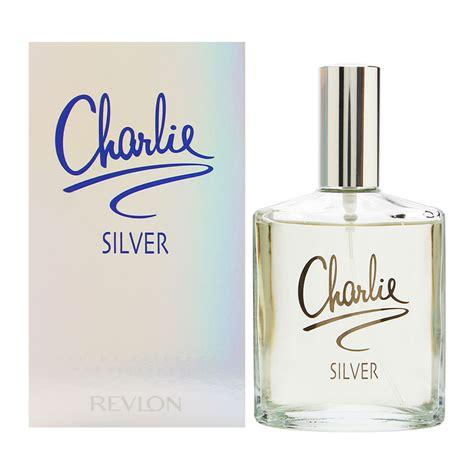 Parfum Ori Revlon Silver Edt 100ml silver by revlon