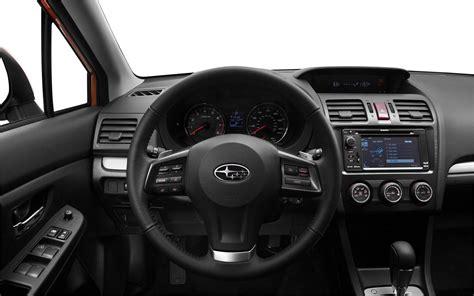 subaru hybrid interior 2014 subaru xv crosstrek hybrid lafontaine interior