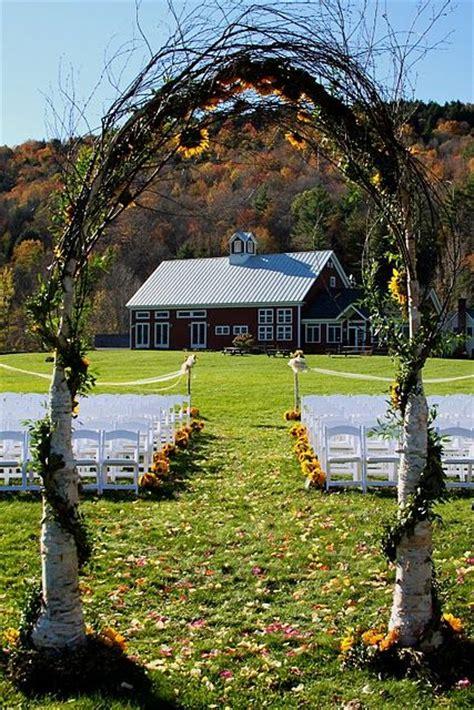 Wedding Arch With Sunflowers by Sunflower Wedding Arch Wedding Ideas