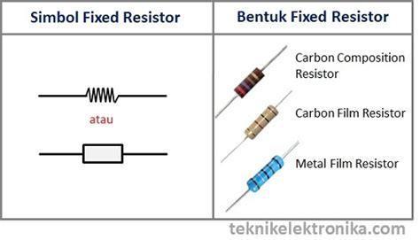 simbol sebuah resistor pengertian daya listrik dan rumus menghitung daya listrik review ebooks