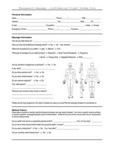 Spa Client Intake Form Template by 1 Page Intake Form Client Salon Forms Welcome
