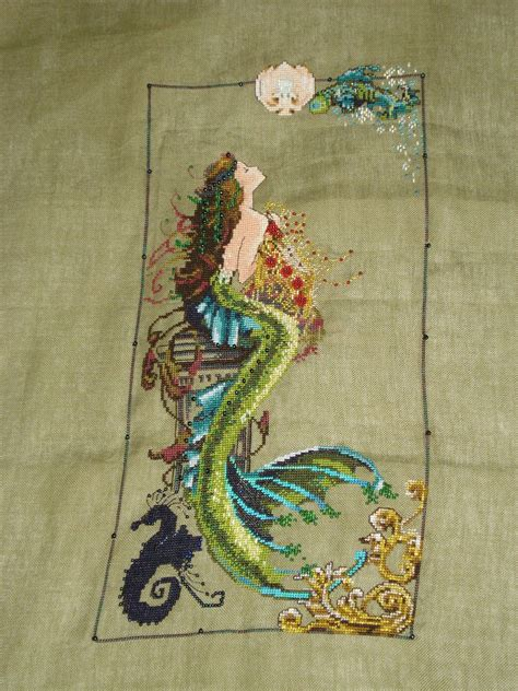 embroidery design cross stitch mermaid embroidery cross stitch arts and crafts
