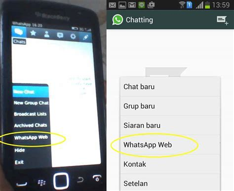 install whatsapp di laptop / PC ? Aswandi Blog