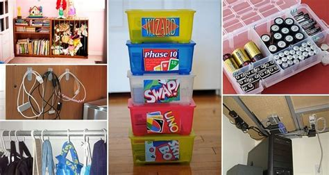 organizatoin hacks 17 organization hacks for your home