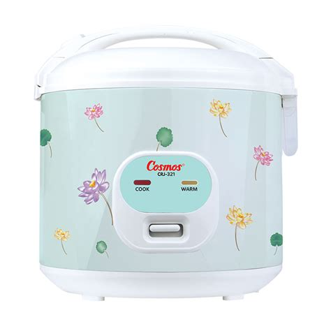 Rice Cooker Cosmos 5 Liter jual cosmos crj 321 non stick rice cooker 1 8l