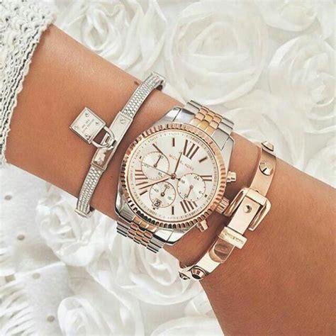 Harga Jam Tangan Merk Michael Kors jam tangan wanita merk michael kors ori bm type 5735